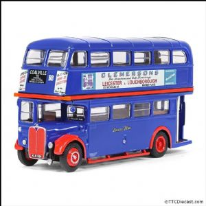 EFE 34116 AEC RT Bus - Browns Blue